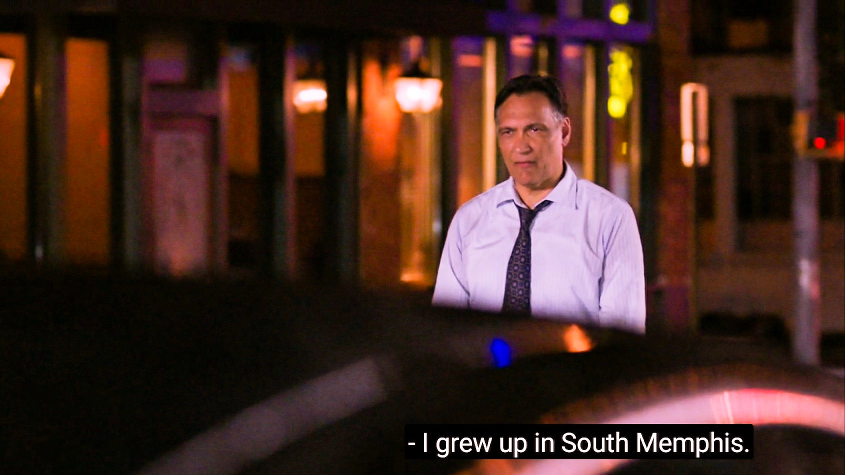 """I grew up in South Memphis"" ~ Elijah Strait, Bluff City Law S1E2"