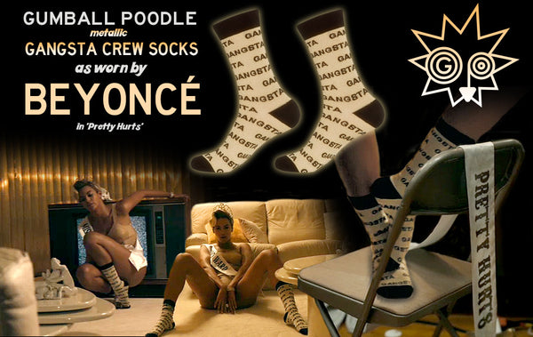 Get Your Socks Like Beyonce Wore