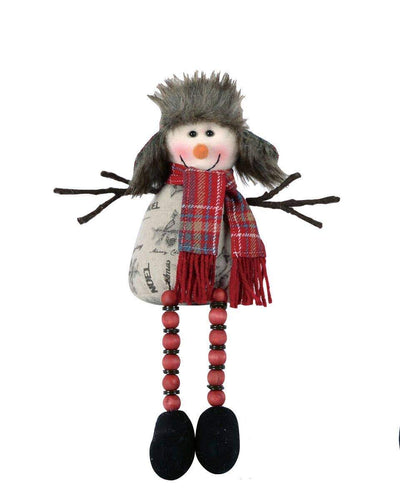 Buy Frosty the Snowman Shelf Sitter from Walking Pants Curiosities, the Most un-General Gift Store in Downtown Memphis, Tennessee!