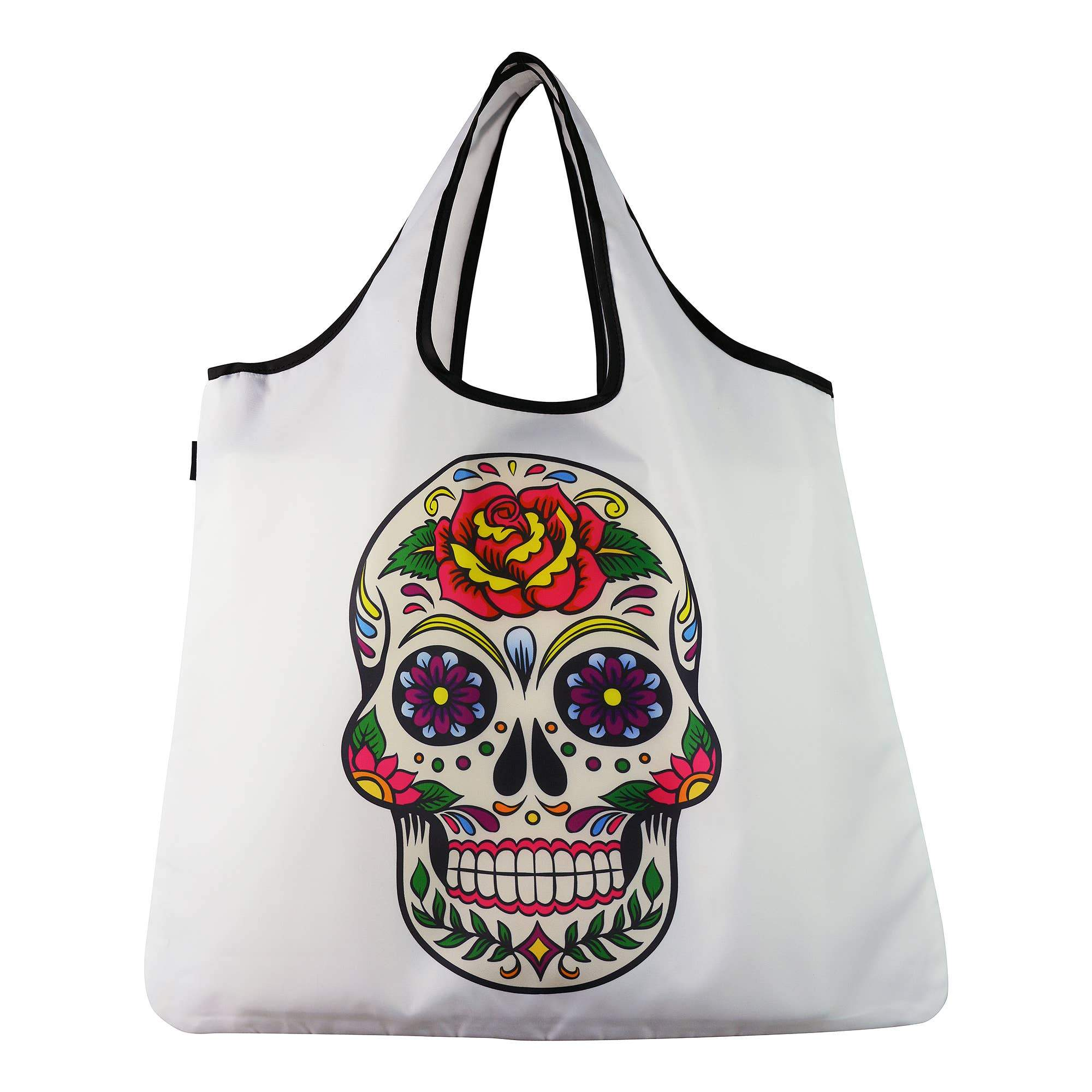 Buy YaYbag ORIGINAL - Day of The Dead Calavera from Walking Pants Curiosities, the Most un-General Gift Store in Downtown Memphis, Tennessee!