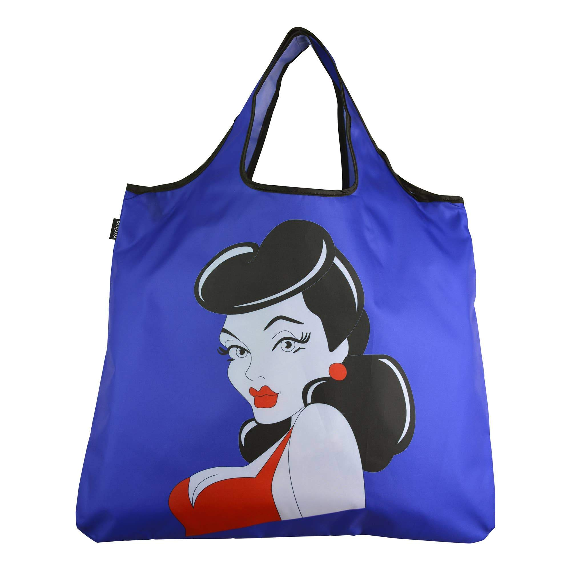 Buy YaYbag ORIGINAL - Pinup Bomshell from Walking Pants Curiosities, the Most un-General Gift Store in Downtown Memphis, Tennessee!