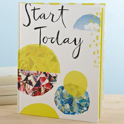 Buy Start Today, A Hope Filled Hardcover Gift Book by Compendium for $16.95 from the best gift shop in Memphis, Walking Pants! Free shipping over $50!