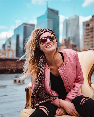 Buy BLENDERS K Series Blazing Panther Sunglasses - Pink Tortoise from Walking Pants Curiosities, the Most un-General Gift Store in Downtown Memphis, Tennessee!