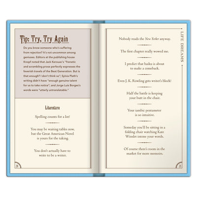 Pep Talks and Picker-Uppers for All Occasions Gift Book