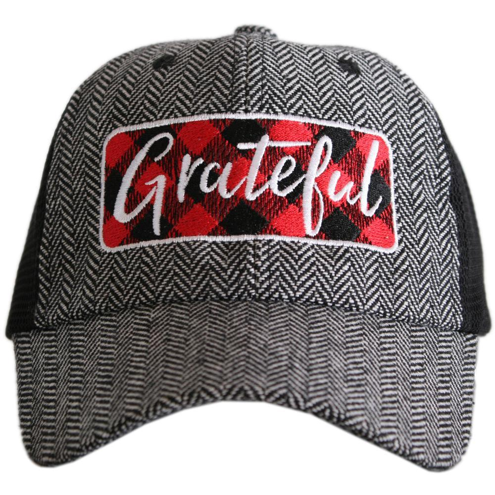 Grateful Women's Trucker Hat - Walking Pants Curiosities