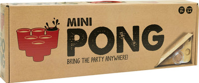 Buy Mini-Pong Game from Walking Pants Curiosities, the Most un-General Gift Store in Downtown Memphis, Tennessee!