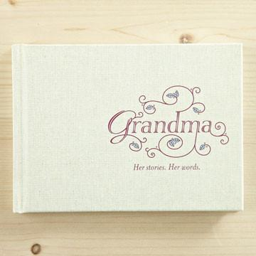 Buy Grandma, An Inspirational Gift Book from Walking Pants Curiosities, the Most un-General Gift Store in Downtown Memphis, Tennessee!