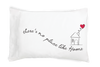Buy There's No Place Like Home Pillowcase Set, a Gifts and Home Decor from Walking Pants Curiosities, the Best Gift Shop Store in Memphis, Tennessee!