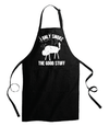 Buy I Only Smoke The Good Stuff Apron from Walking Pants Curiosities, the Most un-General Gift Store in Downtown Memphis, Tennessee!