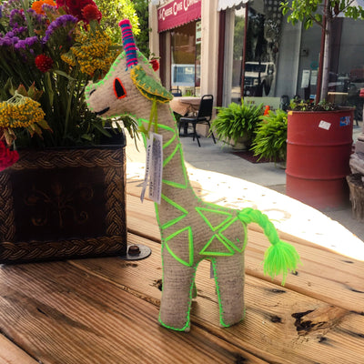 Buy Giraffe Twoolies from Walking Pants Curiosities, the Most un-General Gift Store in Downtown Memphis, Tennessee!