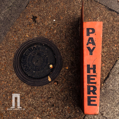 Buy Authentic 1960's Pay To Park Parking Meter, a Wall Art from Walking Pants Curiosities, the Best Gift Store in Downtown Memphis, Tennessee!