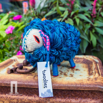 Buy Glittering Sheep Twoolie from Walking Pants Curiosities, the Most un-General Gift Store in Downtown Memphis, Tennessee!