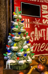 Buy Fantastic Lighted Retro Christmas Tree, a Christmas Decor from Walking Pants Curiosities, the Best Gift Store in Downtown Memphis, Tennessee!