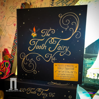 Buy The Toothfairy Kit, a Book from Walking Pants Curiosities, the Best Gift Shop Store in Memphis, Tennessee!