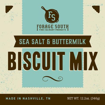 Buy Sea Salt & Buttermilk Biscuit Mix from Walking Pants Curiosities, the Most un-General Gift Store in Downtown Memphis, Tennessee!