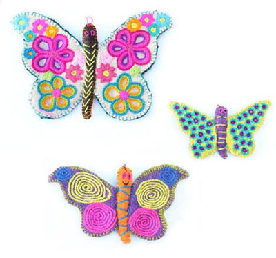 Buy Butterfly Twoolie from Walking Pants Curiosities, the Most un-General Gift Store in Downtown Memphis, Tennessee!