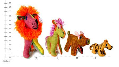 Buy Lion Twoolie from Walking Pants Curiosities, the Most un-General Gift Store in Downtown Memphis, Tennessee!