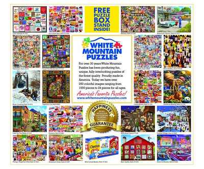 Buy Toy Shop Seek & Find 1000 Piece Jigsaw Puzzle from Walking Pants Curiosities, the Most un-General Gift Store in Downtown Memphis, Tennessee!