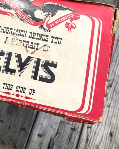 Buy 1977 Elvis Presley McCormick Decanter and Music Box, a Elvis from Walking Pants Curiosities, the Best Gift Store in Downtown Memphis, Tennessee!