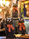 Buy Rustic Black Cat For Halloween from Walking Pants Curiosities, the Most un-General Gift Store in Downtown Memphis, Tennessee!