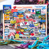 Buy I Love Tennessee 1000 Piece Jigsaw Puzzle from Walking Pants Curiosities, the Most un-General Gift Store in Downtown Memphis, Tennessee!