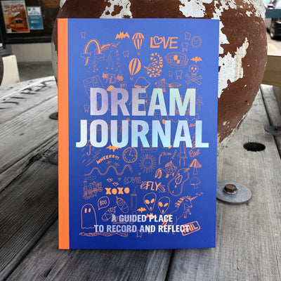 Buy Dream Journal, a Journal from Walking Pants Curiosities, the Best Gift Store in Downtown Memphis, Tennessee!