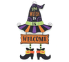 Buy The Witch Is In Welcome Sign from Walking Pants Curiosities, the Most un-General Gift Store in Downtown Memphis, Tennessee!