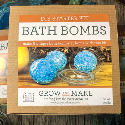 Buy Starter DIY Bath Soap Making Kit from Walking Pants Curiosities, the Most un-General Gift Store in Downtown Memphis, Tennessee!