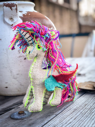 Buy Unicorn Twoolie from Walking Pants Curiosities, the Most un-General Gift Store in Downtown Memphis, Tennessee!