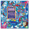 Buy Below the Surface 1000 Piece Jigsaw Puzzle from Walking Pants Curiosities, the Most un-General Gift Store in Downtown Memphis, Tennessee!