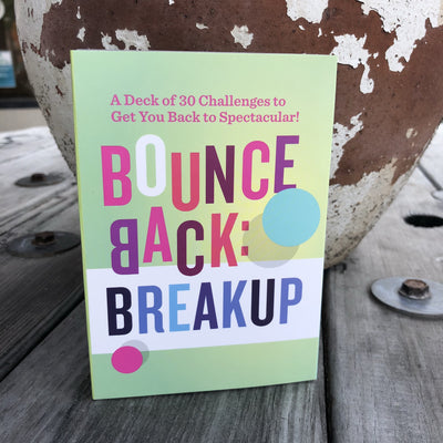 Buy The Bounce Back Stack: 30 Challenges To Get You Back To Spectacular from Walking Pants Curiosities, the Most un-General Gift Store in Downtown Memphis, Tennessee!