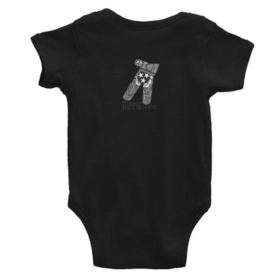Buy Jesus Memphis and BBQ Infant Bodysuit from Walking Pants Curiosities, the Most un-General Gift Store in Downtown Memphis, Tennessee!