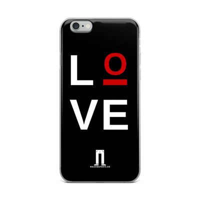 Buy Walking Pants LOVE iPhone Case, a iPhone Case from Walking Pants Curiosities, the Best Gift Shop Store in Memphis, Tennessee!