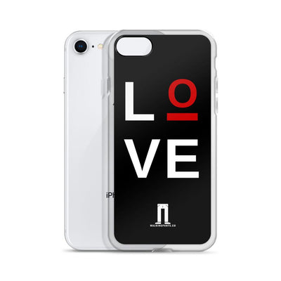 Buy Walking Pants LOVE iPhone Case from Walking Pants Curiosities, the Most un-General Gift Store in Downtown Memphis, Tennessee!
