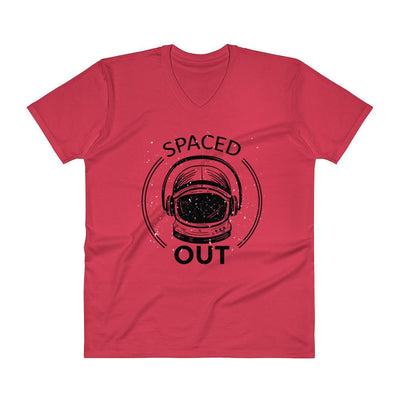 Spaced Out V-Neck T-Shirt