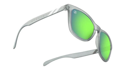 Buy BLENDERS K Series Gray Goose Sunglasses - Gray and Green from Walking Pants Curiosities, the Most un-General Gift Store in Downtown Memphis, Tennessee!