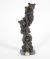 Buy Bears Climbing Stump Figurines from Walking Pants Curiosities, the Most un-General Gift Store in Downtown Memphis, Tennessee!