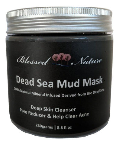 FREE Dead Sea Mud Mask Jar! (You only pay S&H)