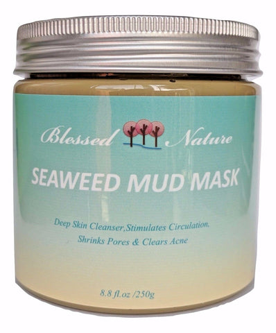 Seaweed Mud Mask Deep Skin Cleanser (FREE plus shipping offer!)
