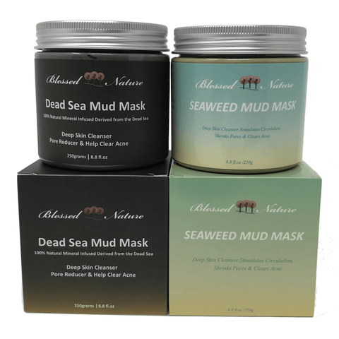 Blessed Nature Mud Mask Buy One Get One FREE (BOGO Special)