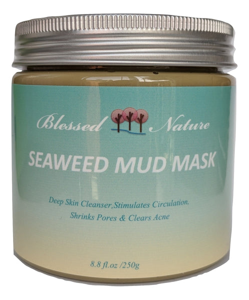 Blessed Nature Mud Mask Buy One Get One FREE (BOGO Special) Blessed Nature