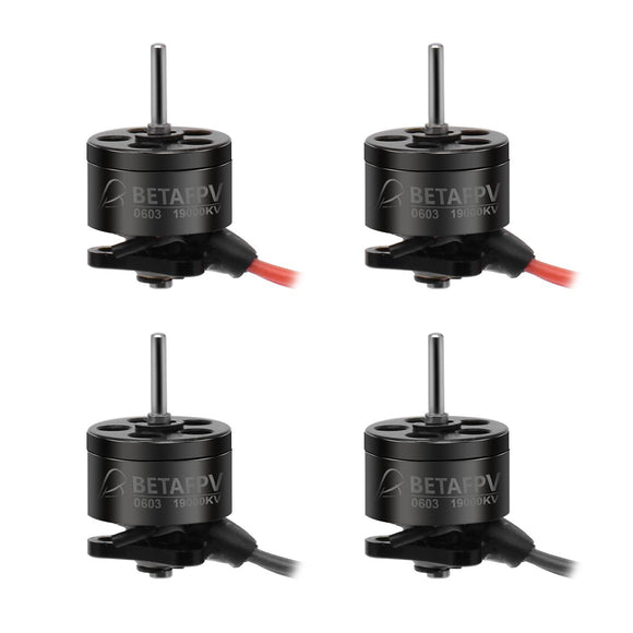 Beta FPV 0603 19000kv Brushless Motor (single motor optional)
