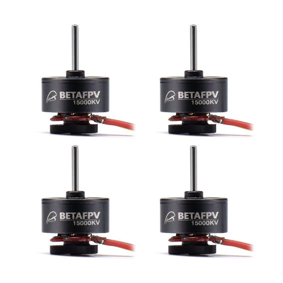 BetaFPV 0703 15000KV Brushless Motors (4 MOTORS or single motor)