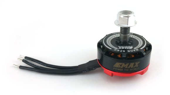 Emax RS2205-S 2300KV Racing Edition CW threads