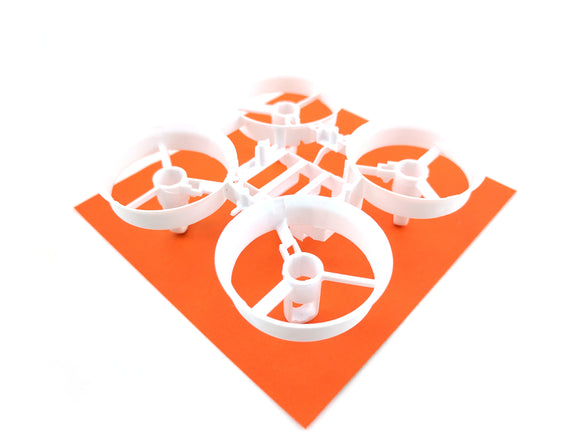 White Eachine E011 7x16mm Frame Replacement