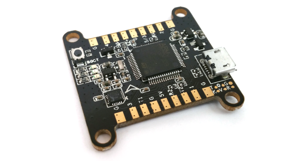 Makerfire F3 Lite FC 32-bit Processor Support PPM or RX Serial for Racing Multicopters
