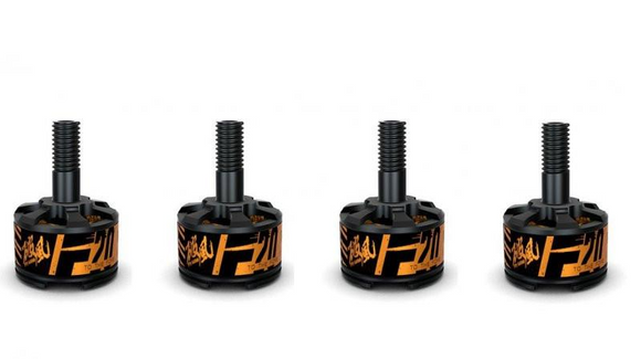 T-Motor F20 4100kv (set of 4 or single option)