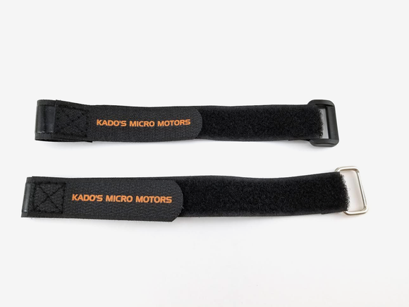 Kado's Battery Straps With Grip