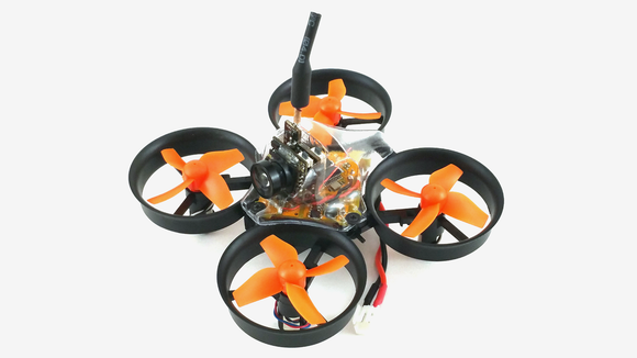 BEEBRAIN INDUCTRIX BNF MICRO FPV QUADCOPTER FRSKY