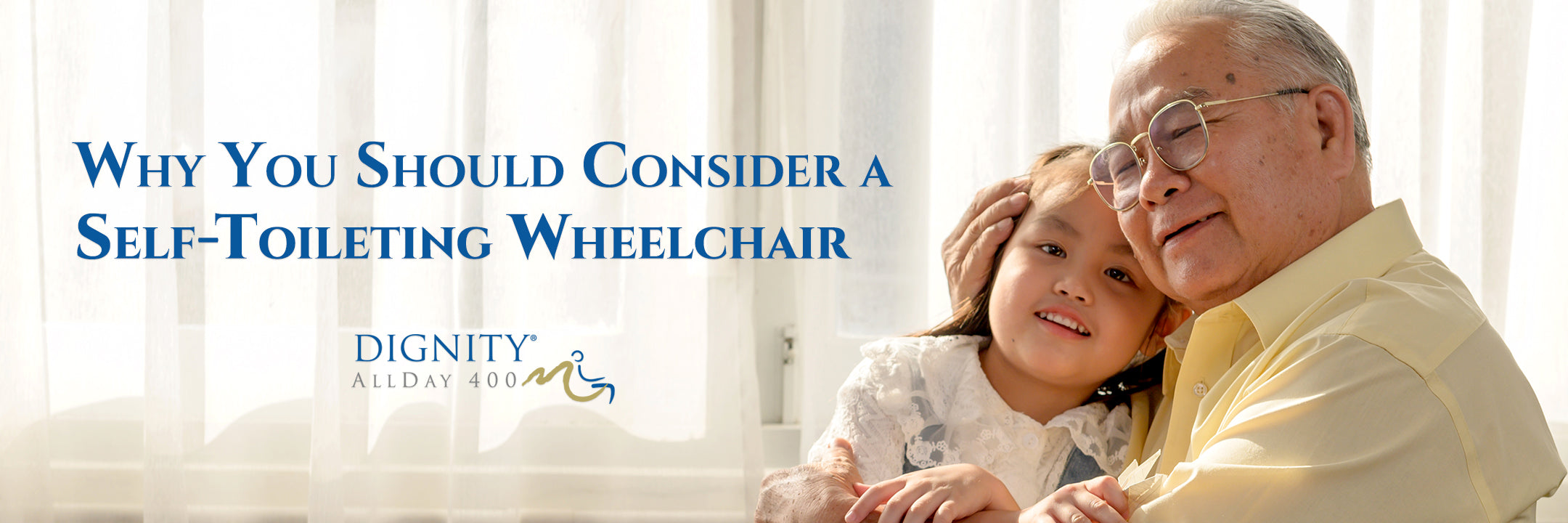 why you should consider a self-toileting wheelchair